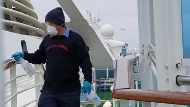 Photo of Coronavirus: U.S. cancer patient aboard Grand Princess could miss chemotherapy