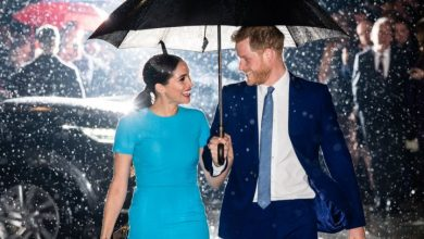 Photo of Meghan Markle joins Prince Harry back in U.K. following family rift for final royal events