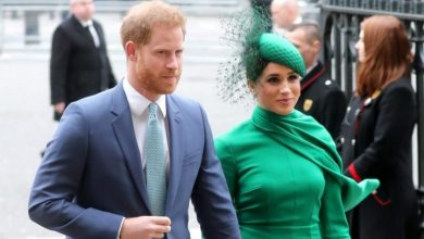 Photo of Meghan Markle and Prince Harry reportedly leave Canada, settle in L.A.