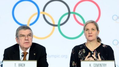 Photo of Cancelling the Olympics due to coronavirus 'not on the agenda,' says IOC president