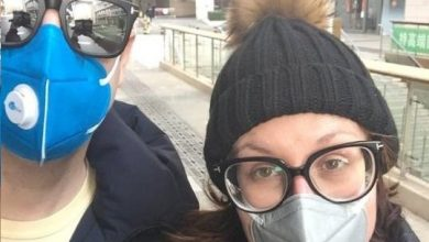 Photo of Workouts and walks: How 2 Canadians in China are living amid coronavirus outbreak
