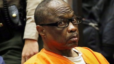 Photo of 'Grim Sleeper' serial killer found dead in Calif. prison cell