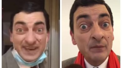 Photo of China is using a fake 'Mr. Bean' to calm coronavirus fears in Wuhan