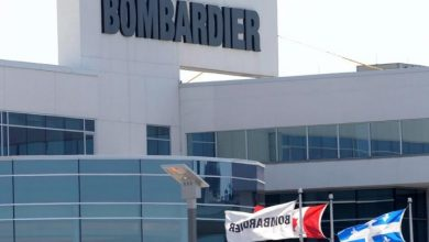 Photo of Bombardier to suspend aircraft, rail production in Quebec and Ontario