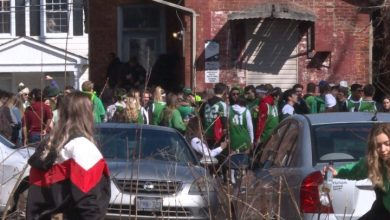 Photo of Coronavirus: Queen's St. Patrick's Day party went on after health officials urged against it