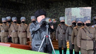 Photo of North Korea fires two unidentified projectiles after months: South Korea military