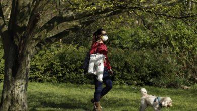 Photo of Coronavirus: Queen Elizabeth urges self-discipline as sunny weather tempts Europe