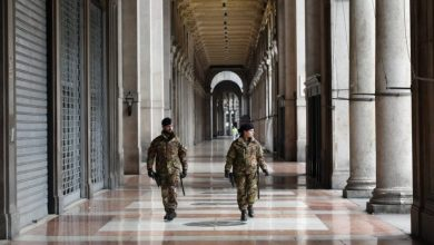 Photo of Italy begins to grapple with lifting COVID-19 restrictions amid warmer weather
