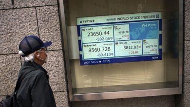 Photo of Coronavirus: World shares skid after price of crude oil plunges below zero