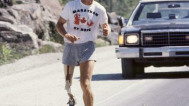 Photo of Terry Fox's brother hopes 40th Marathon of Hope can inspire Canadians during coronavirus