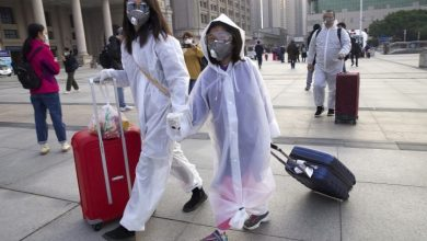 Photo of Wuhan, China's coronavirus epicentre, ends 76-day lockdown
