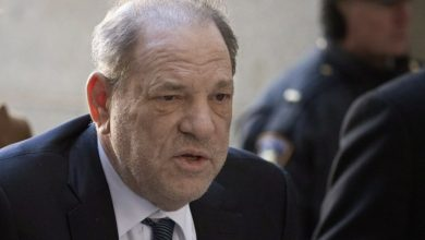 Photo of Harvey Weinstein charged with new count of sexual battery