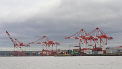 Photo of Cargo ship denied entry to Port of Halifax over COVID-19 fears