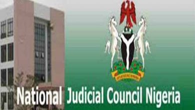 Photo of NJC releases names of 70 judicial officers recommended for appointment