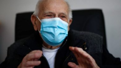Photo of France's oldest doctor is still treating patients at age 98 amid coronavirus pandemic