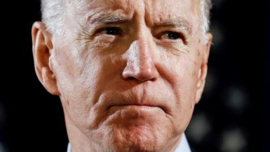 Photo of Joe Biden accused of sexual assault by former aide; campaign denies charges