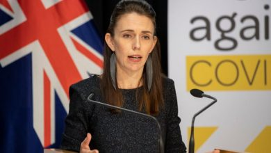 Photo of New Zealand PM Jacinda Ardern, ministers take 20% pay cut in coronavirus solidarity