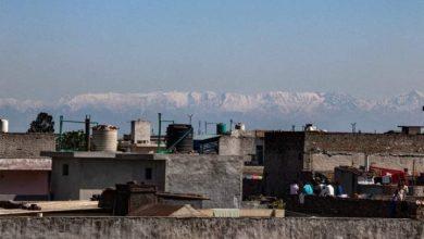 Photo of Himalayas visible from India as nature 'heals' during coronavirus shutdown
