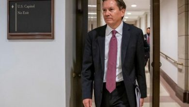 Photo of U.S. official who dealt with whistleblower complaint 'disappointed' after Trump fired him