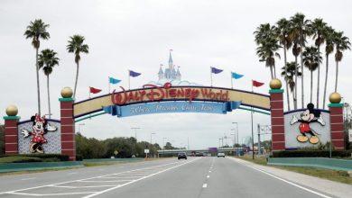 Photo of Disney World to furlough 43,000 workers due to coronavirus pandemic