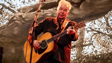 Photo of John Prine, legendary U.S. folk singer-songwriter, dead at 73