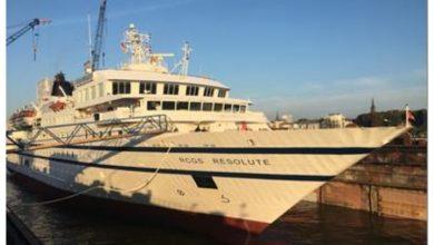 Photo of Venezuela warship 'rams' unarmed cruise ship — then sinks