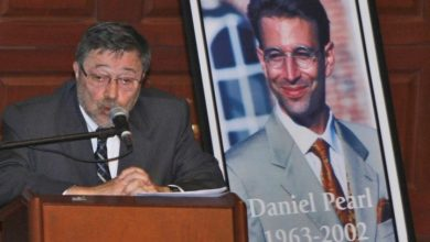 Photo of Pakistan court set to free four men accused in 2002 killing of journalist Daniel Pearl