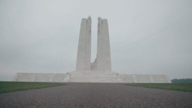 Photo of Edmonton students to commemorate Battle of Vimy Ridge online after COVID-19 cancels their trip