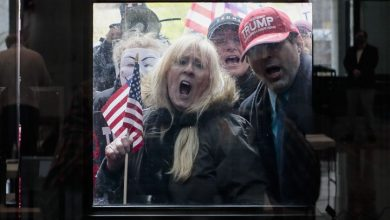 Photo of 'Give me liberty or … COVID-19': The irony of coronavirus protests in the U.S.