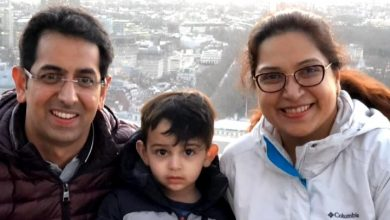 Photo of Coronavirus: Ontario doctor, toddler son trapped in India after testing positive