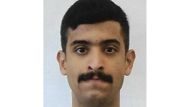 Photo of Man who killed 3 at Florida naval base planned shooting with al-Qaida for months: FBI
