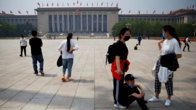Photo of China's first major holiday since coronavirus rules relaxed sees domestic travel rise