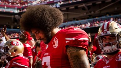 Photo of George Floyd death: Colin Kaepernick offers to pay protesters' legal fees
