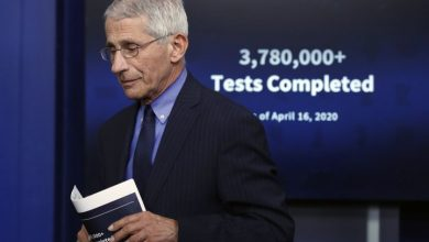 Photo of Fauci to warn U.S. Senate of deadly COVID-19 risks as country looks to reopen