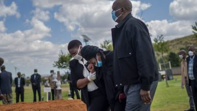 Photo of A 'soft landfall': Africa coronavirus cases surpass 100,000, but deaths remain low