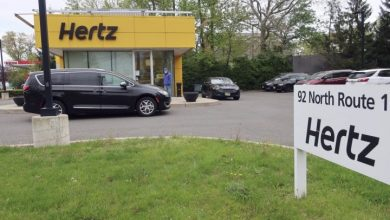 Photo of Hertz files for bankruptcy as car rentals disappear amid coronavirus pandemic