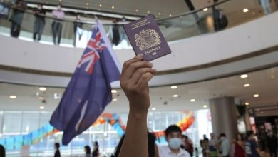 Photo of 'Path to citizenship': U.K. may extend visa rights to nearly 3 million in Hong Kong