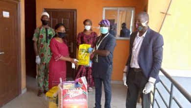 Photo of Eti-Osa bar forum distributes palliatives to young lawyers