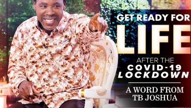 Photo of Life after COVID-19: Prepare to lose what you acquire through injustice-T.B Joshua