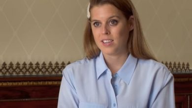 Photo of Princess Beatrice opens up about dyslexia and struggles with self-doubt