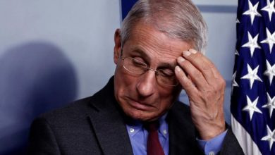 Photo of Anthony Fauci among 3 key U.S. officials in self-quarantine after COVID-19 exposure