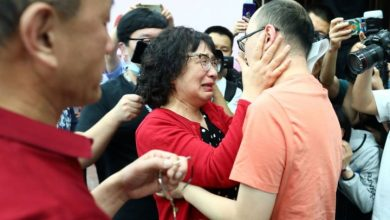 Photo of Parents reunite with son kidnapped 30 years ago, thanks to facial recognition technology