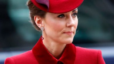 Photo of Palace breaks silence on claim Kate Middleton is 'furious' over workload
