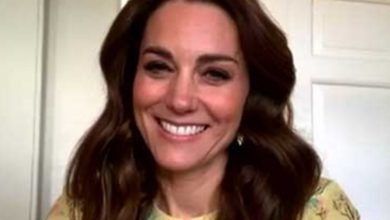 Photo of Kate Middleton launches coronavirus-themed lockdown photography project