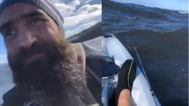 Photo of Friends mourn kayaker who shared 'last call for help' on Facebook Live