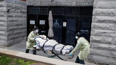 Photo of Coronavirus: Over 4K recovering patients discharged, sent to New York nursing homes