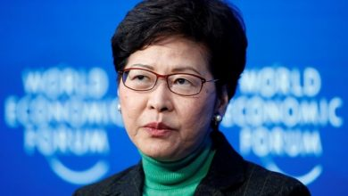 Photo of Hong Kong leader says 'no need for us to worry' about China's new security bill