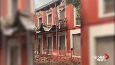 Photo of 5.4-magnitude earthquake strikes southern Puerto Rico