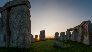 Photo of Missing the Stonehenge summer solstice? Watch virtually for the 1st time this year