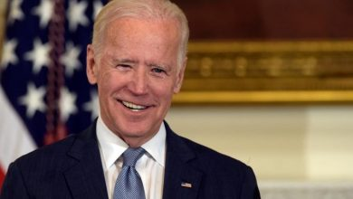 Photo of Biden says he won't pardon Trump if elected like Ford did for Nixon